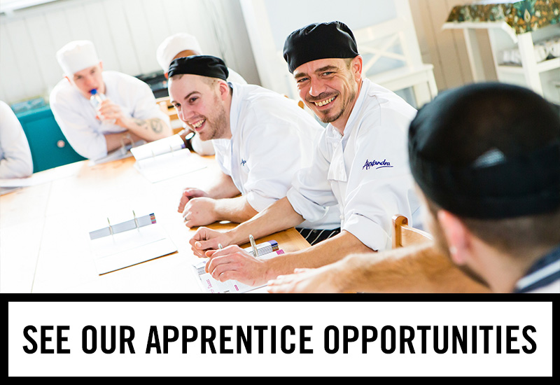 Apprenticeships at The Nursery Tavern