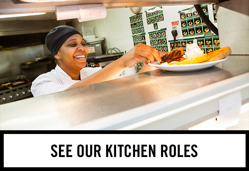 Kitchen roles at The Nursery Tavern
