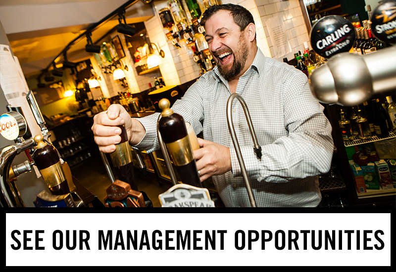 Management opportunities at The Nursery Tavern