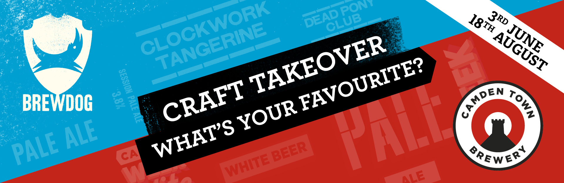Craft Takeover at The Nursery Tavern